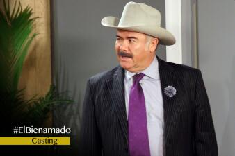 """Jesús Ochoa es el protagonista de """"El Bien Amado"""""""