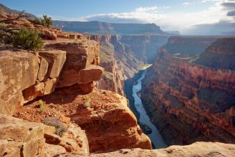 Cuando el paisaje es una obra de arte: los 10 monumentos geológicos más deslumbrantes del mundo (fotos)