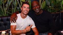 Jugador del Manchester United compara a Cristiano con Michael Jordan
