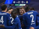 Chelsea avanza a su tercera Final de Champions al eliminar a Real Madrid