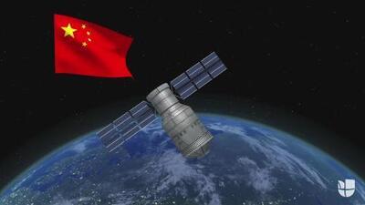 Estos son los posibles lugares donde caerá la estación espacial china Tiangong-1