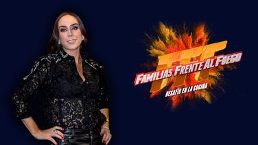 Inés Gómez Mont frente al fuego