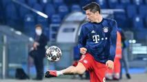 Acelera su recuperación: Lewandowski ya corre en solitario tras su lesión