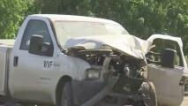 Un trabajador del campo murió y otro resultó herido en un accidente de tráfico en el condado de Kings