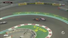 ¡Round 2 entre Max Verstappen y Esteban Ocon!