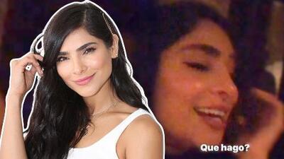 Alejandra Espinoza termina 2018 con una gran angustia