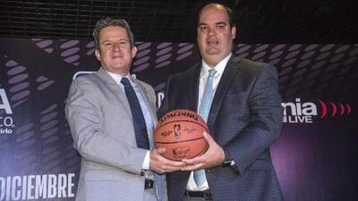 México aseguró dos años de juegos de la NBA y Monterrey podría ser la sede de un encuentro más