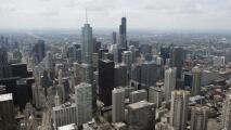 Condiciones frías, cielos nublados y posibilidad de mezcla invernal para este martes en Chicago