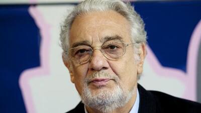 Plácido Domingo responde a las acusaciones de acoso sexual de nueve mujeres