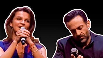 Mariana Garza y Pablo Perroni confirman que se divorcian luego de 12 años de matrimonio