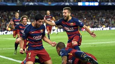 Barcelona 2-1 Bayer Leverkusen: El Barça logra remontar al final con golazo de Luis Suárez