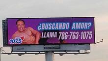 ¿Buscando amor?: a Danny Cruz se le fue la mano con Javier Romero en 107.5 Amor