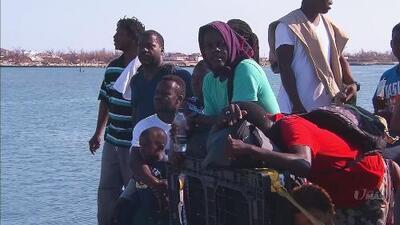 Aclaran situación de ciudadanos de Las Bahamas que llegaron en barco a EEUU en busca de refugio