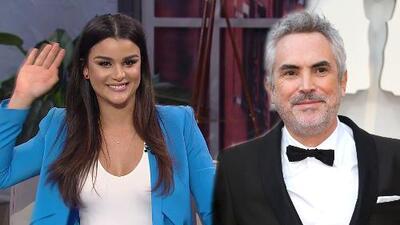 Esto le diría Clarissa Molina a Alfonso Cuarón si él se le presentara (como a la modelo australiana)