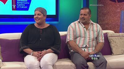 Las caras del cáncer de mama en el hombre y la mujer