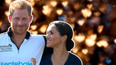Meghan Markle y el príncipe Harry dan la bienvenida a un nuevo integrante a su familia