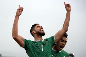En fotos: México gana el juego por el tercer lugar
