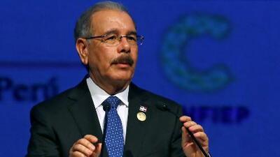 'Conexión RD': Así fue la intervención del presidente Danilo Medina en la Cumbre de las Américas