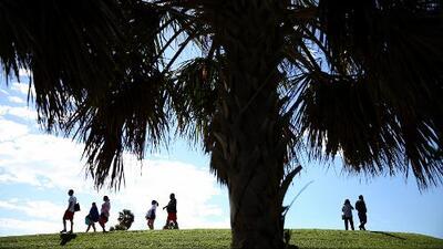 Día soleado y condiciones secas, el pronóstico del tiempo para este lunes en Miami
