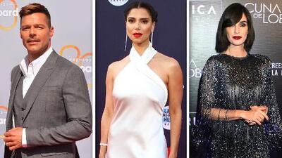 Ricky Martin, Roselyn Sánchez y Paz Vega llenos de emoción por todo lo que trae el Latin GRAMMY 2019