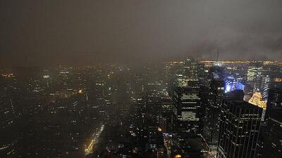 Tormentas y condiciones inestables, el pronóstico para la noche de este lunes en Nueva York