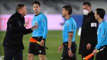 Ronald Koeman arremete contra el VAR tras derrota ante el Madrid
