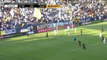Uruguayo Diego Rossi se estrena en la temporada y empata para el LAFC