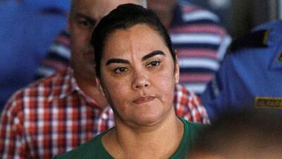 Ex primera dama de Honduras es sentenciada a 58 años de prisión por delitos de apropiación ilícita y fraude