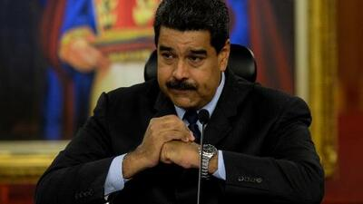 """Maduro dice que su sugerencia de canjear a Leopoldo López por Óscar López Rivera fue un comentario """"jocoso"""""""