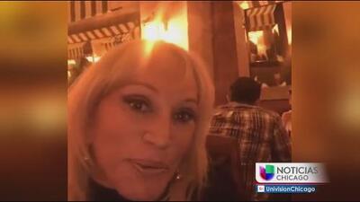 """Auriespacio: Intentaron tomarle foto al """"tesorito"""" de Laura León"""