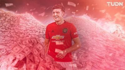 Las razones por las que el United pagó 87 mde por Harry Maguire