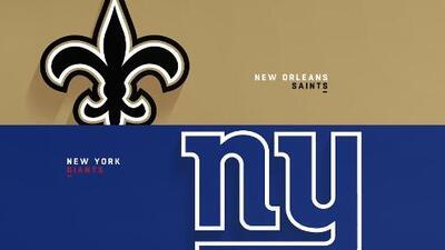 Highlights: New Orleans Saints 33-18 New York Giants | Semana 4