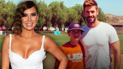 Elizabeth Gutiérrez comparte tierna foto y sorprende por el gran parecido de su hijo con William Levy