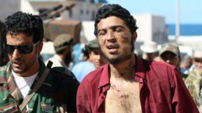 Tropas pro Gadafi resisten en barrios de Sirte