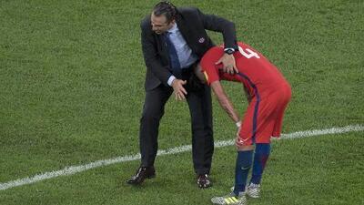 """Pizzi, tras la derrota ante Alemania: """"El gol modificó nuestro estado de ánimo"""""""