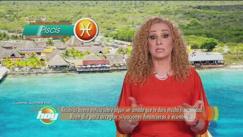 Mizada Piscis 29 de Junio de 2017