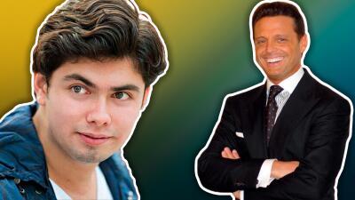 Con una foto junto a Luis Miguel, felicitan al hijo del expresidente Peña Nieto en su cumpleaños 21