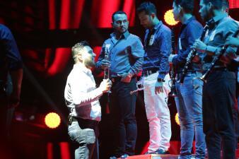 El romanticismo de la Banda MS se prepara para Premio Lo Nuestro
