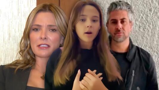 Valentina Crespo defiende a su mamá de quienes la culpan por abuso de su padre