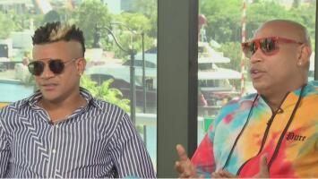 """""""A lo mejor nos dicen cobardes"""": Gente de Zona revela detalles sobre su primera y polémica visita a Miami"""