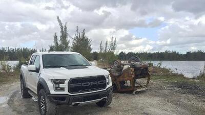 Fin de Semana con la Ford Raptor 2017