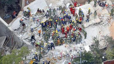México apuesta millones para cubrir costos de sismos y huracanes (y el resultado no es el mejor)