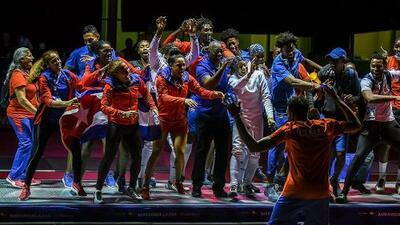Jornada dorada para Cuba, que desplaza a Colombia del segundo lugar de JCC