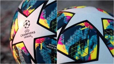 Este es el espectacular balón con el que se jugará la Champions League 19/20