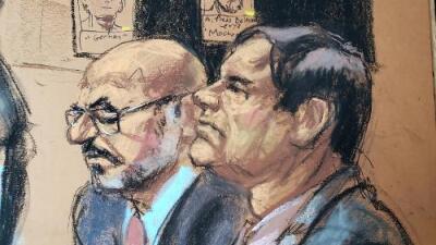 Cómo el juicio contra 'El Chapo' Guzmán se volvió una narración imparable de brutales asesinatos