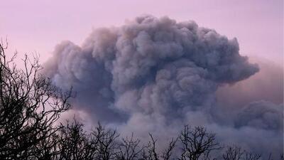 El incendio Thomas avanza fuera de control y en camino a ser el más grande de la historia en California