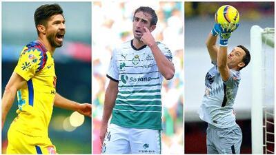 El capitán de Santos Laguna tiene en la mira a sus excompañeros: Agustín Marchesín y Oribe Peralta