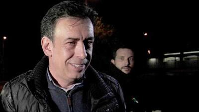 "Moreira al regresar a México: ""mancharon mi honor"""