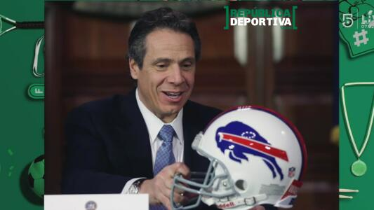 ¡Ganó la afición! Dejaron al gobernador de NY fuera del Bills vs Colts
