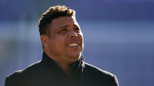 Ronaldo quiere ser presidente del Corinthians